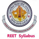 BSER REET Syllabus PDF – Rajasthan RTET 3rd Grade Teacher Exam Pattern , Schedules – education.rajasthan.gov.in